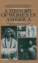 A History of Women in America Pdf/ePub eBook