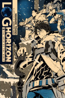 Log Horizon  Vol  7  light novel