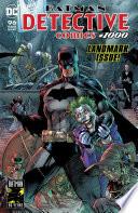 Detective Comics  2016    1000