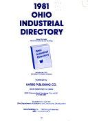Ohio Industrial Directory Book