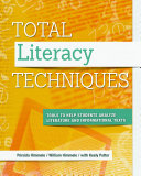 Pdf Total Literacy Techniques