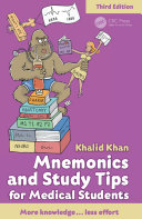 Mnemonics and Study Tips for Medical Students, Third Edition