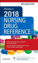 Mosby's 2018 Nursing Drug Reference - E-Book