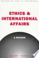 Ethics International Affairs
