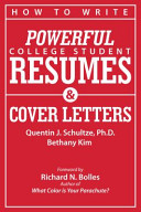 How to Write Powerful College Student Resumes & Cover Letters