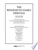 The Windemuth Family Heritage