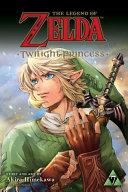 The Legend of Zelda  Twilight Princess  Vol  7 Book