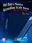 Mel Bay's Master Accordion Scale Book