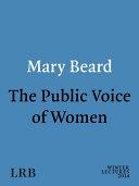 The Public Voice of Women
