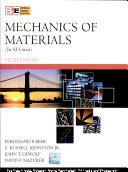 Mechanics Of Materials  Si Units  5E