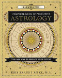 Llewellyn S Complete Book Of Predictive Astrology