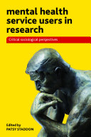 Mental Health Service Users in Research