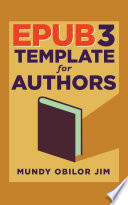 Epub 3 Template For Authors