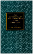 The Contemporary Muslim Movement in the Philippines