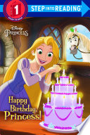 Happy Birthday  Princess   Disney Princess