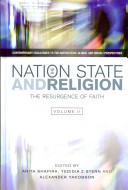 The Nation State And Religion