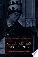 Reject Aeneas Accept Pius
