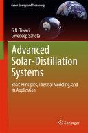 Advanced Solar-Distillation Systems