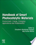 Handbook of Smart Photocatalytic Materials Book