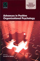 Advances in Positive Organization