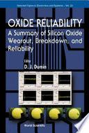Oxide Reliability