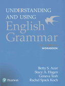 Understanding And Using English Grammar Workbook Book