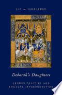 Deborah s Daughters Book