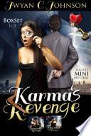 Karma s Revenge  A Cozy Mini Mystery Series  Box Set   Books 1 3