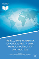 The Palgrave Handbook of Global Health Data Methods for Policy and Practice Pdf/ePub eBook