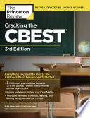 Cracking the CBEST  3rd Edition Book