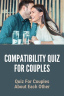 Quiz for couples about each other