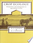 Crop Ecology Book