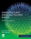 Nanostructured Immiscible Polymer Blends