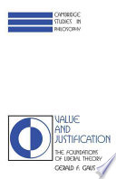 Value and Justification