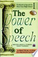 The Power of Speech I' 2003 Ed.