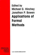 Applications of Formal Methods