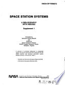 Space Station Systems Book