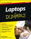 """""""Laptops For Dummies"""" by Dan Gookin"""