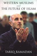 Western Muslims and the Future of Islam Pdf/ePub eBook