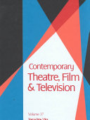 Contemporary Theatre Film And Television