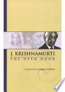 Mary Lutyens 3 Krishnamurti The Open Door