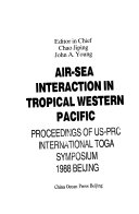 Air sea Interaction in Tropical Western Pacific