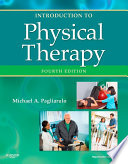 """""""Introduction to Physical TherapyE-BOOK"""" by Michael A. Pagliarulo"""