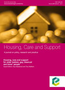 Housing  Care and Support for Older Lesbian  Gay  Bisexual and Trans  People