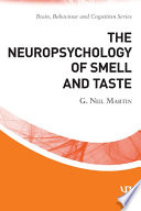 The Neuropsychology of Smell and Taste Book