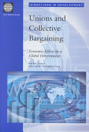 Pdf Unions and Collective Bargaining