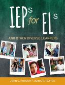 IEPs for ELs