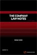 The Company Law Notes
