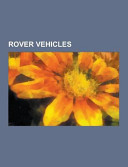 Rover Vehicles