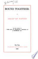 Bound Together Book PDF